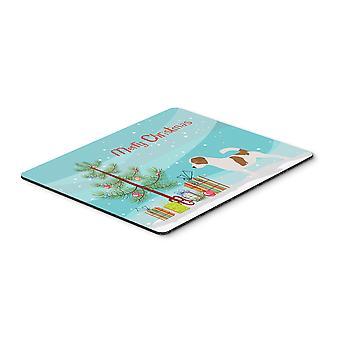 Caroline s Schätze 7,75 x 9,25 Schreibtisch Kunstwerk Maus Pad, mehrfarbig (Bb2925Mp)