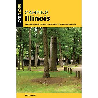 Camping Illinois av Ted Villaire