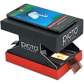 PictoScanner – Scannen und Speichern Ihr 24x36 mm Negativ und Dias mit Ihrem