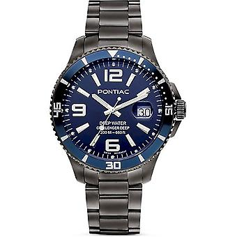 PONTIAC Wristwatch Águas PROFUNDAs P20080