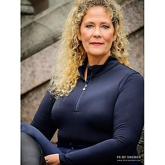 PS of Sweden Ps Of Sweden Curvy Anna Womens Baselayer - Navy Blue