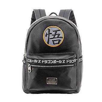 Dragon Ball Z Logo Black Mini Fashion Backpack