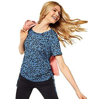 Cecil 316247 T-Shirt, Lycksalig Blå, M Kvinna