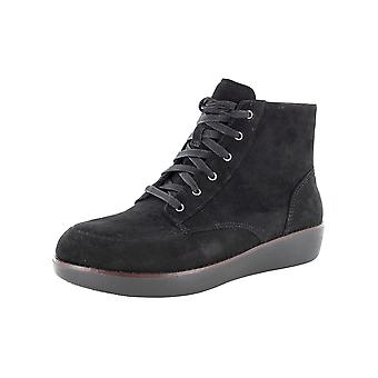 Stivaletti Fitflop Donna Kaya Lace Up Suede