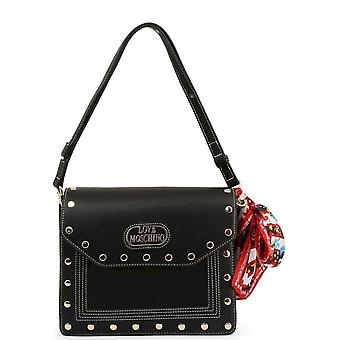Love Moschino - Bags - Shoulder Bags - JC4043PP1CLE1-00A - Ladies - Schwartz