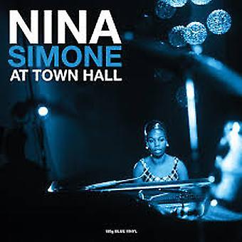 Nina Simone - Nina Simone på Rådhusblå vinyl