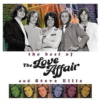 Kjærlighetsaffæren og Steve Ellis - Det beste av gullvinyl