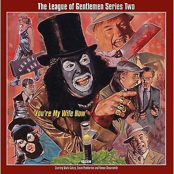 League of Gentlemen - Segunda temporada: You're My Wife Now Clear Vinyl