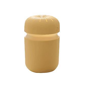 Yellow 7.8x7.8x12.3cm aromatherapy car humidifier homi3735