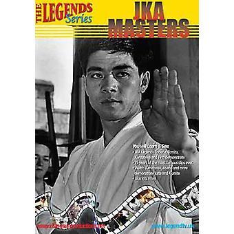 60S 70S Japan Karate Association Masters Jka Dvd Enoeda, Kanazawa, Nito, Tomita -Vd7110A