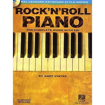 Rock'N'Roll Piano () Piano, Libro con CD, Hal Leonard Europa