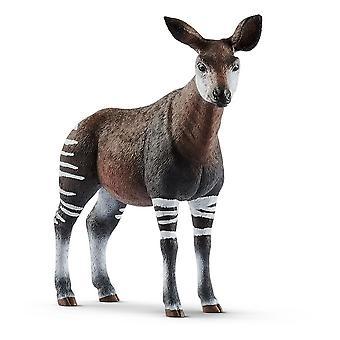 Wild Life Okapi Speelgoed figuur