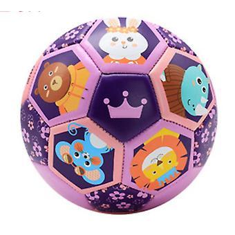Barnfotboll gummiboll babyboll babyfotboll för dagis basketleksaker