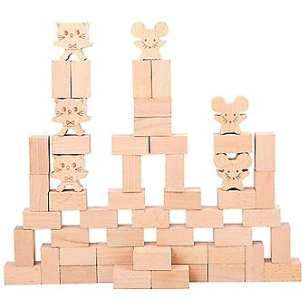 Pretend professions role playing wooden cat mouse play logically and improve their hands on abilit construction|gags
