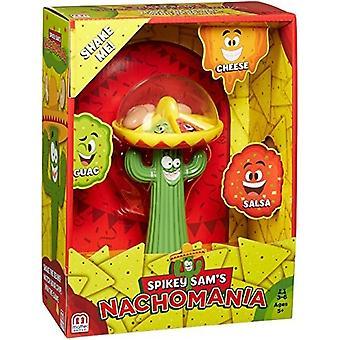 Mattel Games Spikey Sam's Nachomania Game