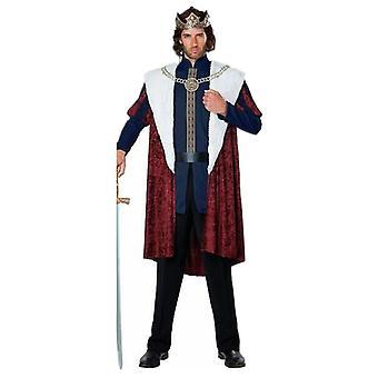 Halloween Gladiator Justice Samurai Hero Party Performance Uniform Palace King Costume