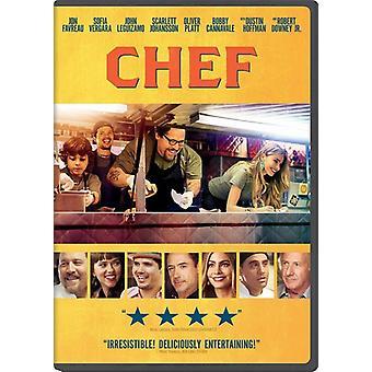 Kokken [DVD] USA importere