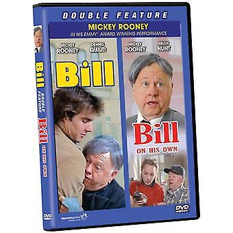 Bill / Bill: On His Own [DVD] USA import