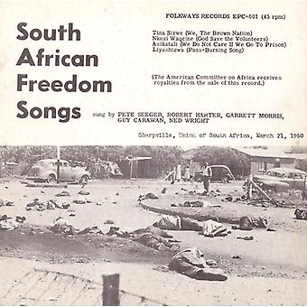 South African Freedom Songs - South African Freedom Songs [CD] USA import
