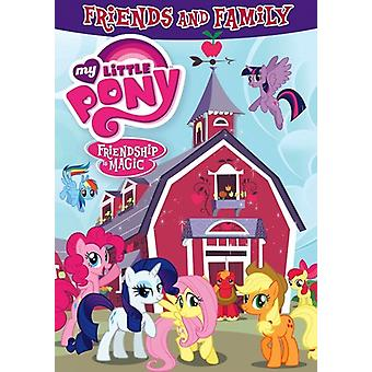 My Little Pony Friendship Is Magic: Friends & [DVD] USA import