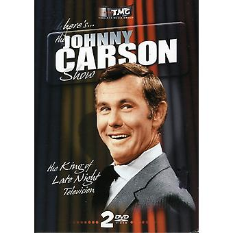 Here's the Johnny Carson Show 2 DVD Set [DVD] USA import