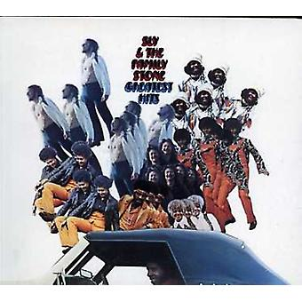 Sly & the Family Stone - importazione USA Greatest Hits [CD]