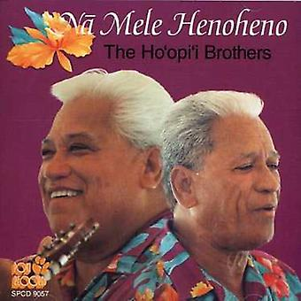 Hoopii Brothers - Na Mele Henohero [CD] USA import