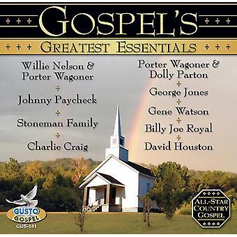 Elementos esenciales mayores del evangelio - lo esencial del Evangelio mayor [CD] USA importar