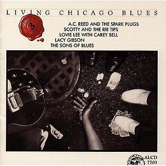 Living Chicago Blues - Vol. 3-Living Chicago Blues [CD] USA importar