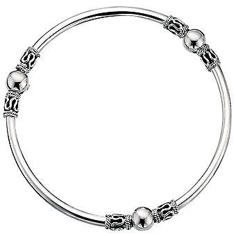 Modieuze Keltische 925 zilveren armband