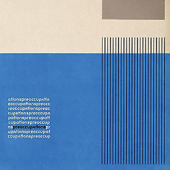 Preoccupations - Preoccupations [CD] USA import