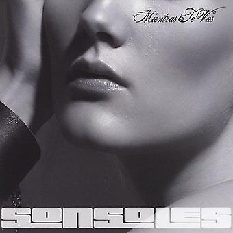 Sonsoles - Mientras Te Vas [CD] USA tuonti