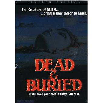 Dead & Burried [DVD] USA import