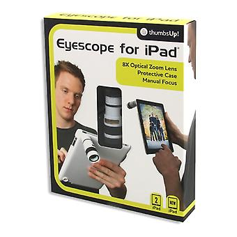 thumbsUp! - Eye Scope voor iPad 2 -objectief - 8 x zoom