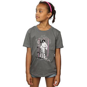Star Wars Girls Princess Leia Distressed T-Shirt