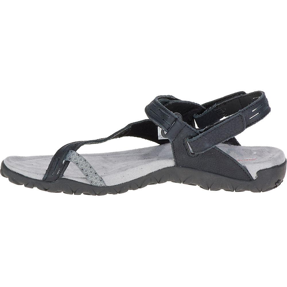 Merrell Womens/Ladies Terran Convert II Mesh Nubuck Leather Sandals