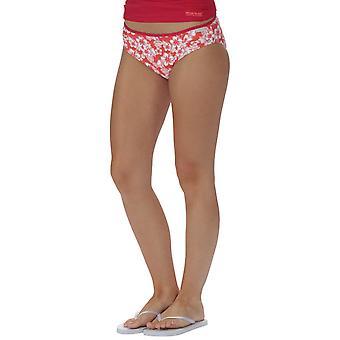 ريجاتا النساء / السيدات Aceana بيكيني وجيزة روش تفاصيل قيعان ملابس السباحة