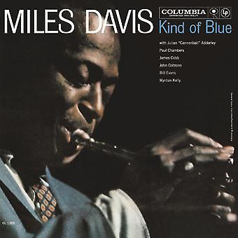 Miles Davis - Kind of Blue (Mono Vinyl) [Vinyl] USA import