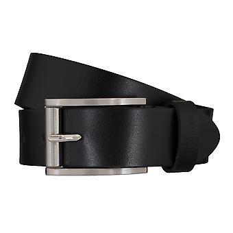 Atelier GARDEUR bælter mænds bælter læder bælte sort 5867