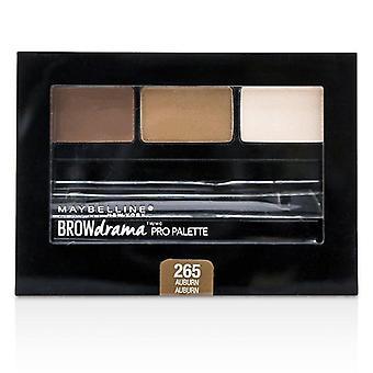 Pro Palette van Maybelline Brow Drama - # 265 Auburn - 2.8g/0.1oz