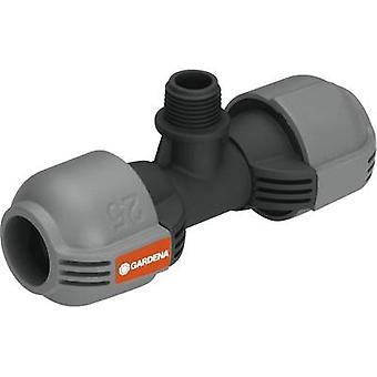 GARDENA sprinkleranlegg T-stykket 25 mm (1/2) OT 02786-20