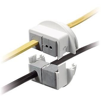 Icotek KVT 63/4 Cable Arandela compartimentable gris 1 PC