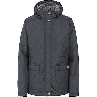 Overtreding Womens/dames verleiden gewatteerde geïsoleerde Hooded Jacket jas