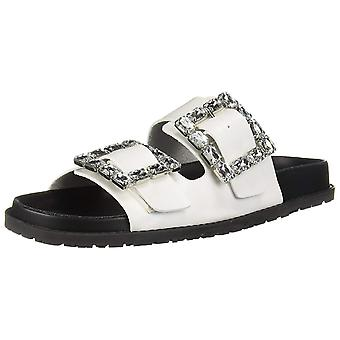 LFL by Lust for Life Womens Keeper Open Toe Casual Slide Sandals