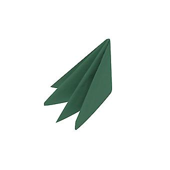 Swantex 3 Ply Mountain Pine Green Napkins 40cm