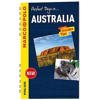 Australia Marco Polo Spiral Guide by Marco Polo - 9783829755351 Book