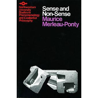 Sentido e não-senso, por M. Merleau-Ponty - livro 9780810101661