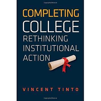 Completar el Colegio: Repensando la acción institucional