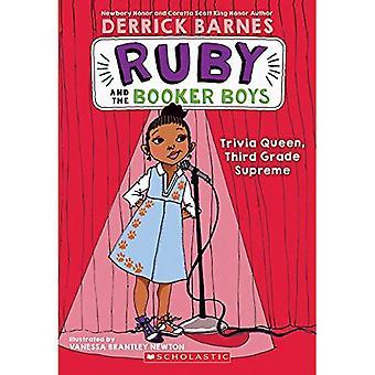 Rainha de Trivia (Ruby & os rapazes Booker)