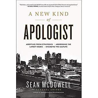 Een nieuw soort apologeet: * aanneming van verse strategieën * nieuwste kwesties * boeiende de cultuur